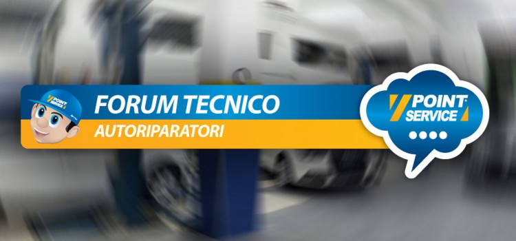 Forum Tecnico Autoriparatori Point Service